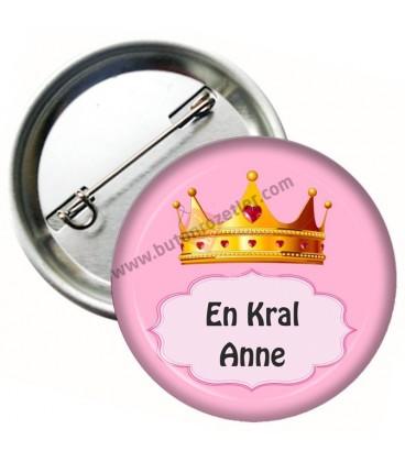En Kral Anne Rozeti
