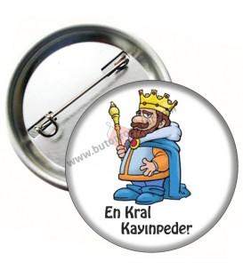 En Kral Kayınpeder Rozeti