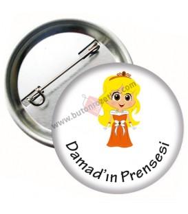 Damad'ın Prensesi Rozeti