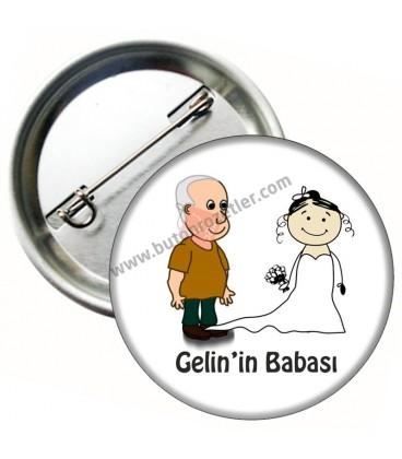 Gelin'in Babası Rozeti