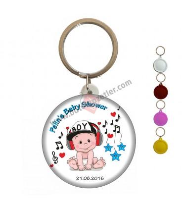 Baby Shower Müzikli Bebek Temalı Açacak