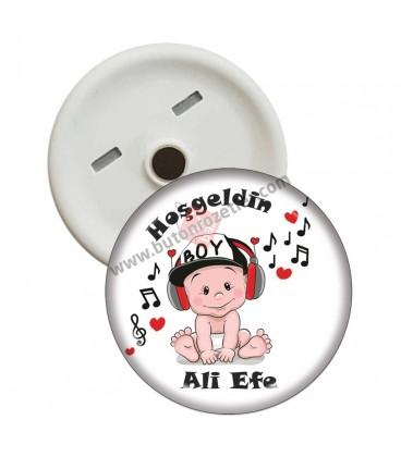 Hoşgeldin Müzikli Bebek Temalı Açacak