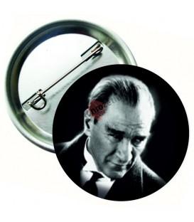 Mustafa Kemal Atatürk Yaka Rozeti Çeşitleri