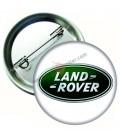 Land Rower Marka İğneli Aksesuar  Rozet 44 mm