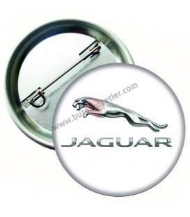 Jaguar Marka İğneli Aksesuar  Rozet 44 mm