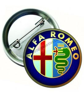 Alfa Romeo Marka İğneli Aksesuar  Rozet 3 lü