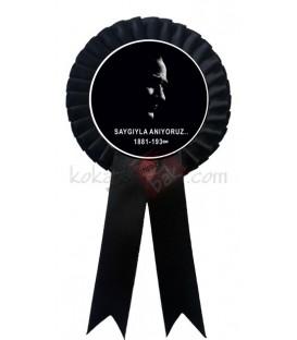 Atatürk Haftası Anma Yaka Kokartları