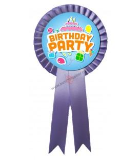 Birthday Parti Kokartı