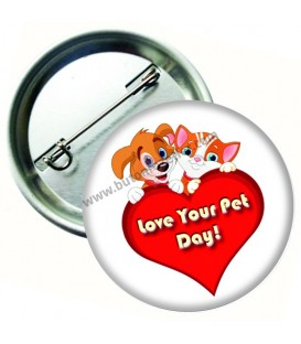 Love Your Pet Day Rozeti