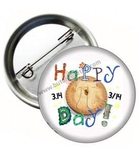 Hapy Pi Day Yaka Rozeti