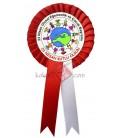 23 Nisan Ulusal Egemenlik ve Çocuk Bayramı Saten Kokart