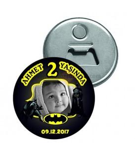 Batman Temalı Magnet Açacak