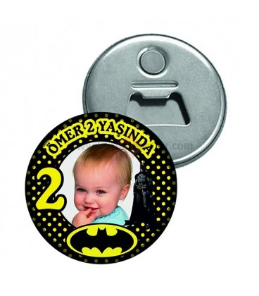 Batman Temalı 2 Yaş Magnet Açacak