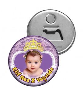 2 Yaş Prenses Sofia Magnet Açacak