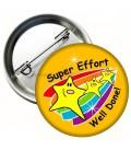 Super Efford Rozeti Well Done