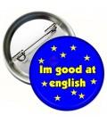 Im goot at english Rozeti