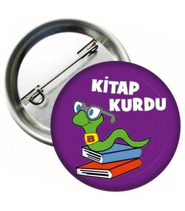 Kitap Kurdu Mor