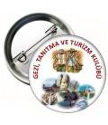 Gezi Tanıtma ve Turizm Kulübü Rozeti
