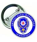 Polis Rozetleri 10 Nisan