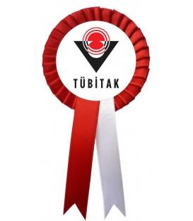 Tübitak 4006 Bilim Fuarı  Kokartı