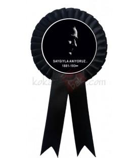 Atatürk Haftası Anma Kokartları