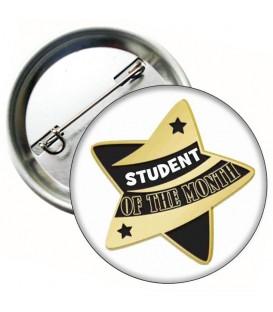 Students of the Month Yaka  Rozeti