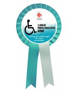 Engelliler Etkinlik Kokartı