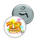 18 Yaş Günü Hatırası Magnet Açacak