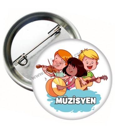 Müzisyen Rozeti Genel