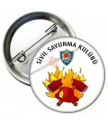 Sivil Savunma Kulübü Rozeti