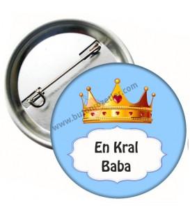 En Kral Baba Rozeti